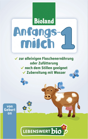 Anfangsmilch 1