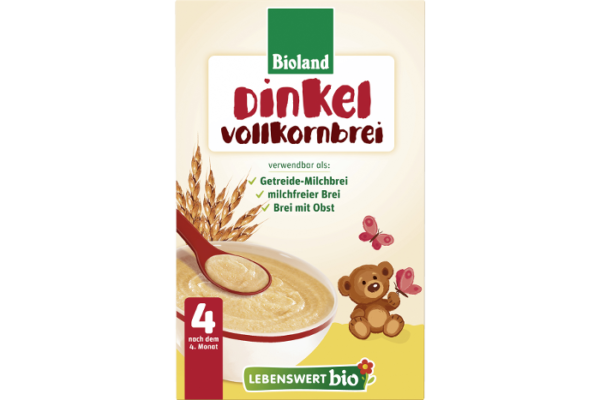 Dinkel Vollkornbrei