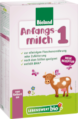 Anfangsmilch