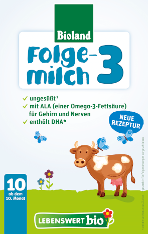 Folgemilch 3